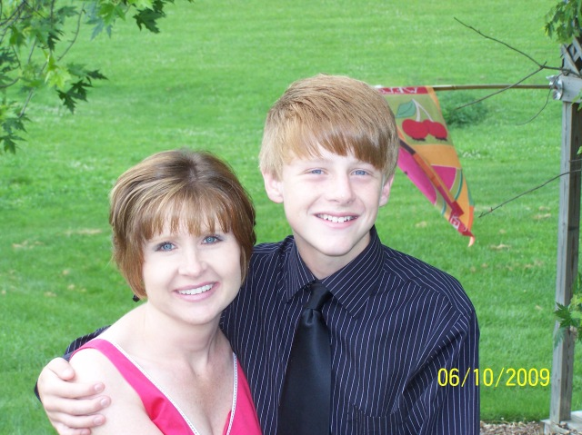 Cares are gone as my son is finished with middle school and ready to enjoy h