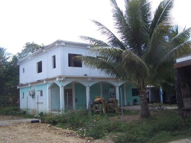 A home in Belize.