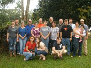 The group of people I was blessed to serve with during my 2012 Belize mission trip. What joy we had serving all our new friends.